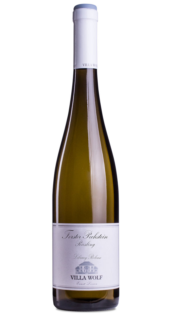 VILLA WOLF RIESLING FORSTER PECHSTEIN LIBRARY RELEASE